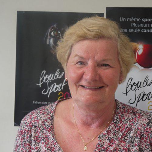 Annette LANDRIT