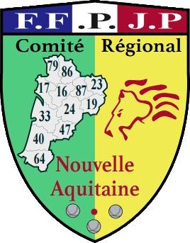 Logo du comité régional du la Nouvelle-Aquitaine