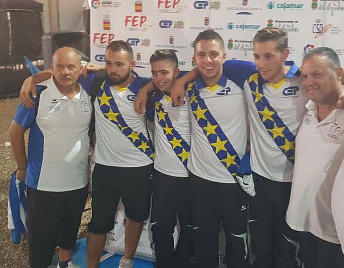 Equipe de France Espoir championne d'Europe